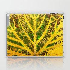 autumn vine leaf Laptop & iPad Skin