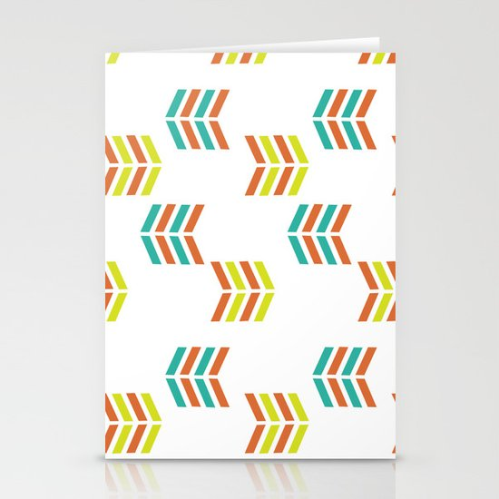 ArrowStrips Stationery Cards