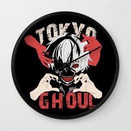 Tokyo Ghoul (Ken Kaneki) Wall Clock