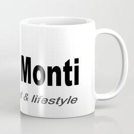 Riggo Monti Design #6 - Inspire Mood & Lifestyle (Key Phrase) Coffee Mug