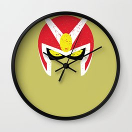 Viewtiful Joe - Voomerang Wall Clock