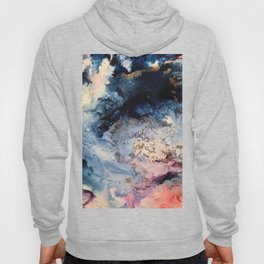 Rage - Alcohol Ink Painting Hoody