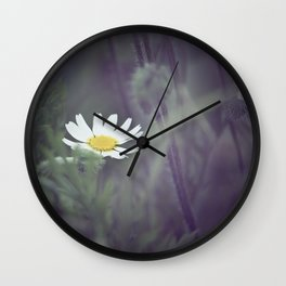 Miss Daisy Wall Clock