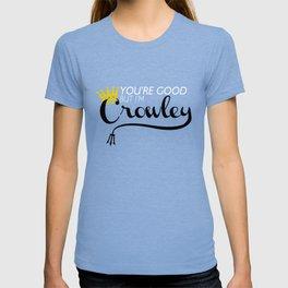 I'm Crowley T-shirt