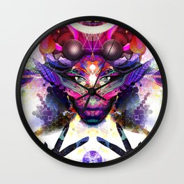 ALCYONE Wall Clock