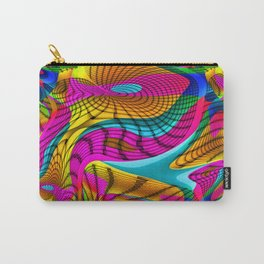 INTERPOLATION Carry-All Pouch