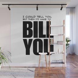 Bill You Wall Mural