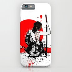 Trash Polka - Female Samurai iPhone 6s Slim Case