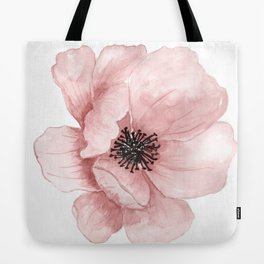 :D Flower Tote Bag