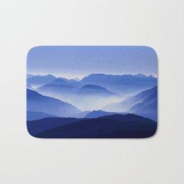 Mountains 12 Bath Mat