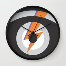 bowie[ye] Wall Clock