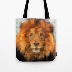 Lego Lion Tote Bag
