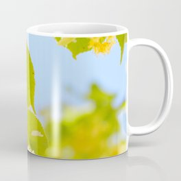 Blinding Butterfly Coffee Mug