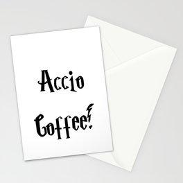 Accio Coffee! Stationery Cards