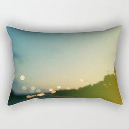 Paint the Night Rectangular Pillow