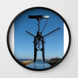 Saltern 01c Wall Clock