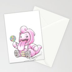 Not so Foreign Tongue Stationery Cards
