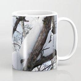White Cover Coffee Mug