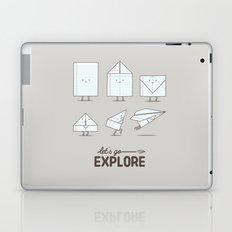 Let's go explore Laptop & iPad Skin