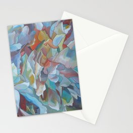 """""""Calm the Weary"""" Stationery Cards"""