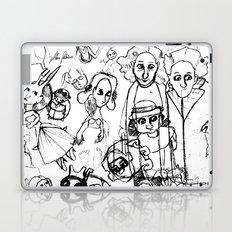 Drawing III Laptop & iPad Skin