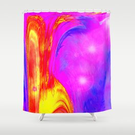 Buoyant Spirits Shower Curtain