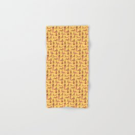 Swimmers Hand & Bath Towel