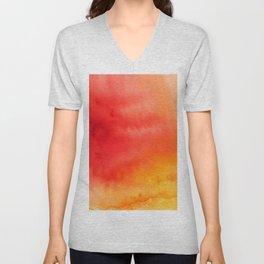 Abstract No. 259 Unisex V-Neck