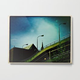 Sherbrooke by Jean-François Dupuis Metal Print