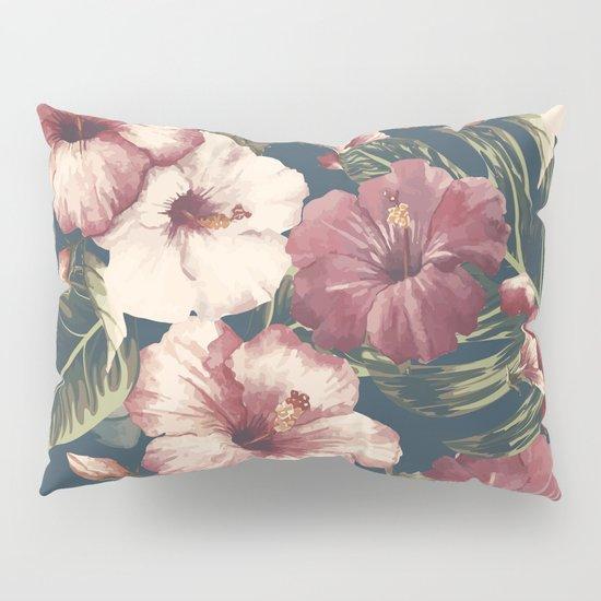 Flower pattern A Pillow Sham
