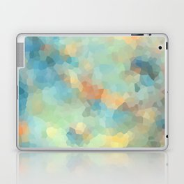 "Colored crystals . ""Sunbeams"" . Laptop & iPad Skin"