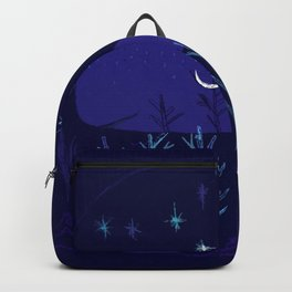 Whale Night Backpack