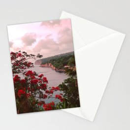 Montserrat palace Stationery Cards