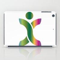 sport iPad Cases featuring Sport Icon by Hasan Türkoğlu