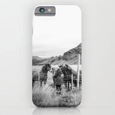 Icelandic Horses Slim Case iPhone 6s