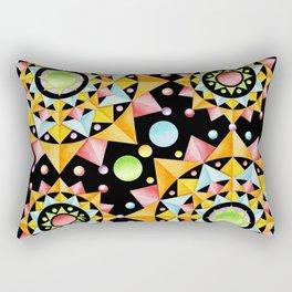 Circus Confetti Rectangular Pillow