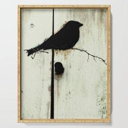 Early Bird - JUSTART © Serving Tray