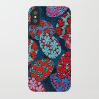 easter iPhone & iPod Cases featuring Easter by Helene Michau
