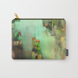 Village on the rocks Carry-All Pouch