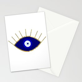 I See You Evil Eye Stationery Cards