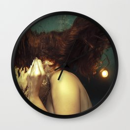 Passing Through To the Other Side Wall Clock