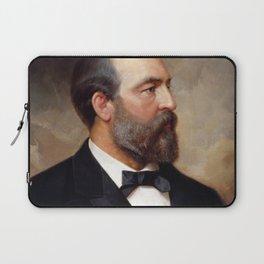 President James Garfield Laptop Sleeve