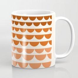 Boogy - retro 70s vibes sunset ocean water desert socal california travel retro minimal Coffee Mug
