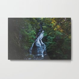 Moss Glen Falls - Vermont, USA Metal Print