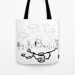 Unabashed Romanticism Tote Bag