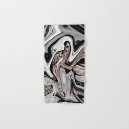Fluid Kiss #2 #abstract #decor #art #society6 Hand & Bath Towel