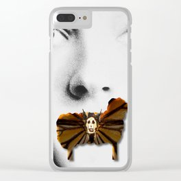 The Lambs are Silent Clear iPhone Case