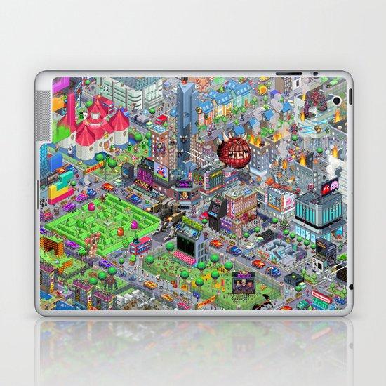 Videogame City V2.0 Laptop & iPad Skin