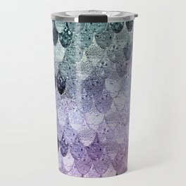 SUMMER MERMAID - HAPPY RAINBOW Travel Mug