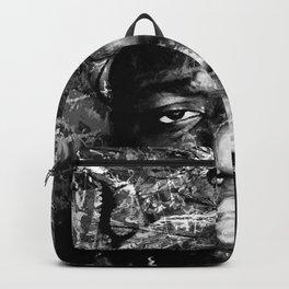 BIGGIE (BLACK & WHITE VERSION) Backpack